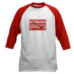 Dont Tread on Me Flag Baseball Jersey